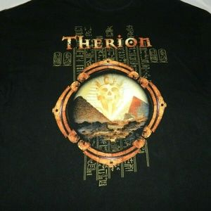 Therion Son of the Sun Apep Mens XL T Shirt